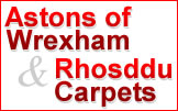 Astons of Wrexham and Rhosddu Carpets