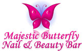 Majestic Butterfly Nail & Beauty Bar