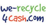 We Recycle 4 Cash - CLOTHES , BOOKS plus electrical items