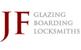 JF Emergency Glazing, Boarding and Locksmiths