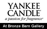Yankee Candles @ Bronze Barn Gallery
