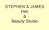 Stephen & James Hair and Beauty