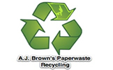 A.J.Brown's Paperwaste & Recycling Services