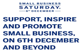 Small Business Saturday 6th December 2014 - What's on ?