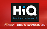 Minera Tyres & Exhausts  - HiQ Franchise