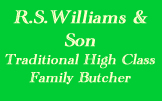 RS Williams & Son Ltd - Family Butchers