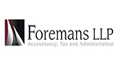 Foremans LLP  - Accountancy ,Tax Advice and Adminstration