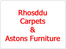 Rhosddu Carpets and Astons Furniture