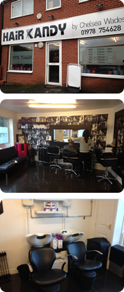 Photos of Hair Kandy by Chelsea Wadeson Wrexham