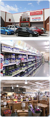 Photos of Colour Supplies Home and Garden Superstore Wrexham