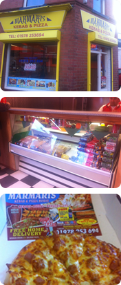 Photos of Marmaris, Kebabs, Pizza, Burgers, Chicken Wrexham