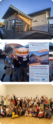 Photos of Hightown Community Resource Centre Wrexham