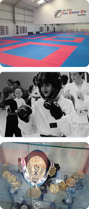 Photos of Ady Jones Tae Kwon Do - Family Martial Arts Centre Wrexham