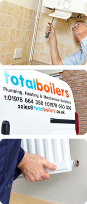 Photos of Total Boilers Wrexham