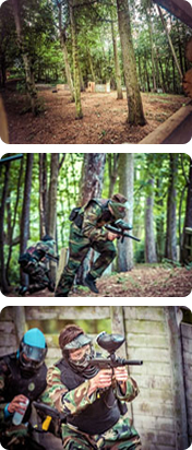 Photos of Marchbrook Paintball Wrexham