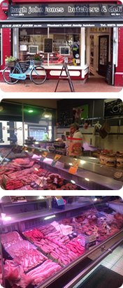 Photos of Hugh John Jones Butchers and Deli Since 1866 Wrexham