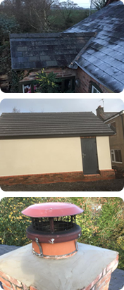 Photos of M.L.E. Roofing Wrexham