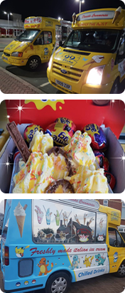 Photos of Marks Ices - Ice cream vans in Wrexham Wrexham