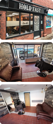 Photos of Holdfast Barbers Wrexham