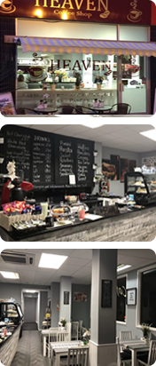 Photos of Heaven Coffee Shop Wrexham