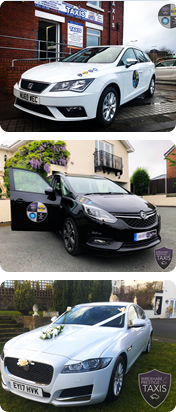 Photos of Wrexham & Prestige Taxis Wrexham
