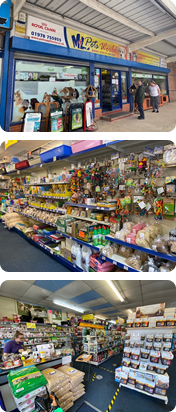 Photos of M & L Pets World Wrexham