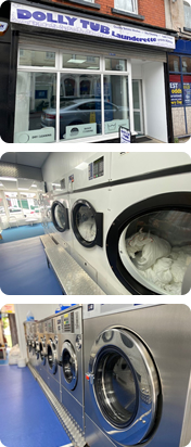 Photos of Dolly Tub Launderette Wrexham