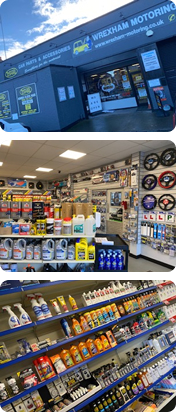 Photos of Wrexham Motoring Supplies Wrexham