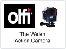 Olfi - The Welsh Action Camera advert