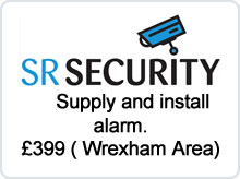 Alarm offer advert