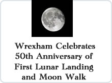 50th Anniversary of Lunar Landings advert