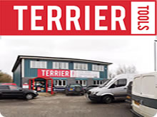 Terrier Tools advert