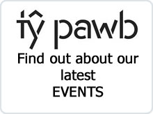 Ty Pawb events advert