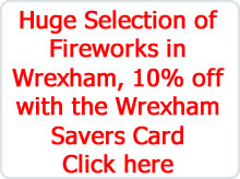 Fireworks advert
