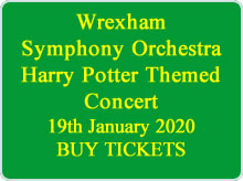 Harry Potter WSO advert