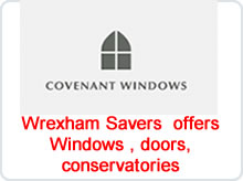 Covenant Windows advert