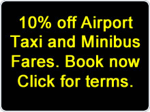 10% off airports advert