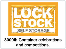 Lockstock 3000 celebrations advert