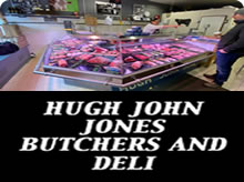 Hugh John Jones Butchers advert