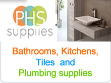 Bathrooms and Kitchens advert
