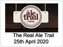 The Real Ale Trail / Coya Marketing advert
