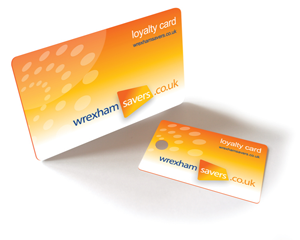 Wrexham Savers card