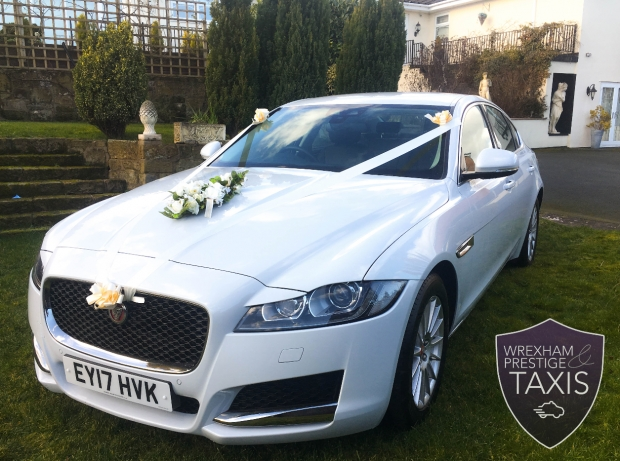 10% of Wedding and Prom Cars with the Wrexham Savers Card - To book call - 01978 290034