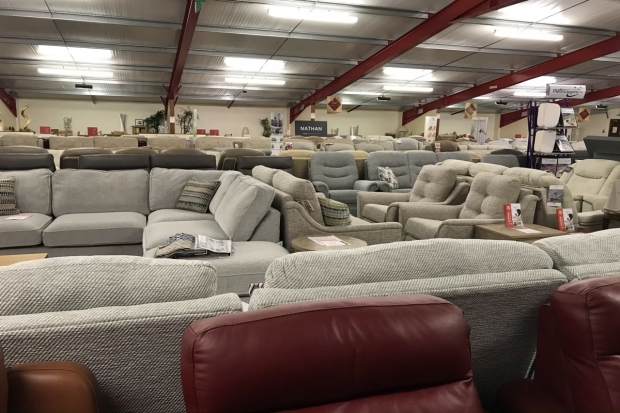 10% off all furniture with the Wrexham Savers Card
