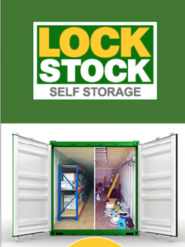 25% off self storage - first three months with Wrexham Savers Card