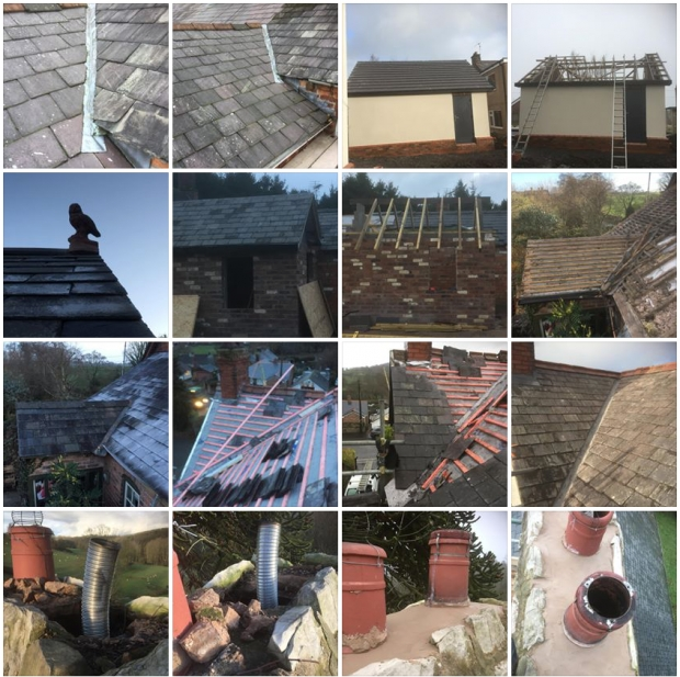 Free quotations on all aspects of roofing work.