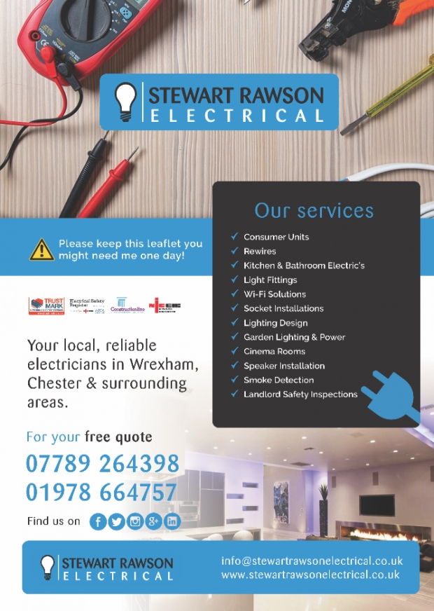 Free Survey & Quotations on all electrical work.